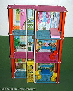 barbietownhouse