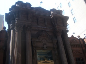 19th century bank building