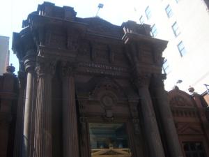 19th century bank building