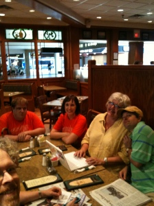 John (Stormy), Linda, Vicki & Bill