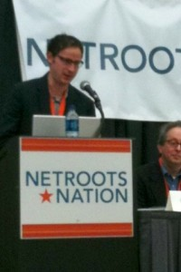 Nate Silver on Nerdfest Panel