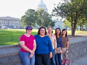 The Capitol Tour group