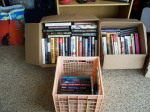 Crates full o'books