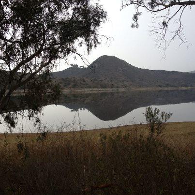 Lake Hodges1