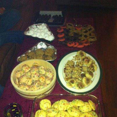 LegUP cookies