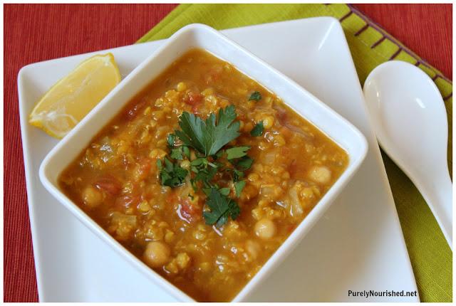 Marakesh Express Soup