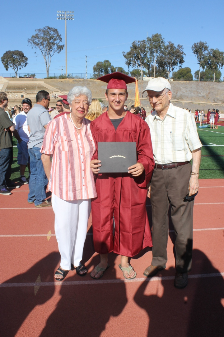 With Grandparents