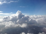 Clouds above Phoenix