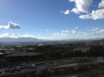 The Great Salt Lake is out there - just trust me on that.